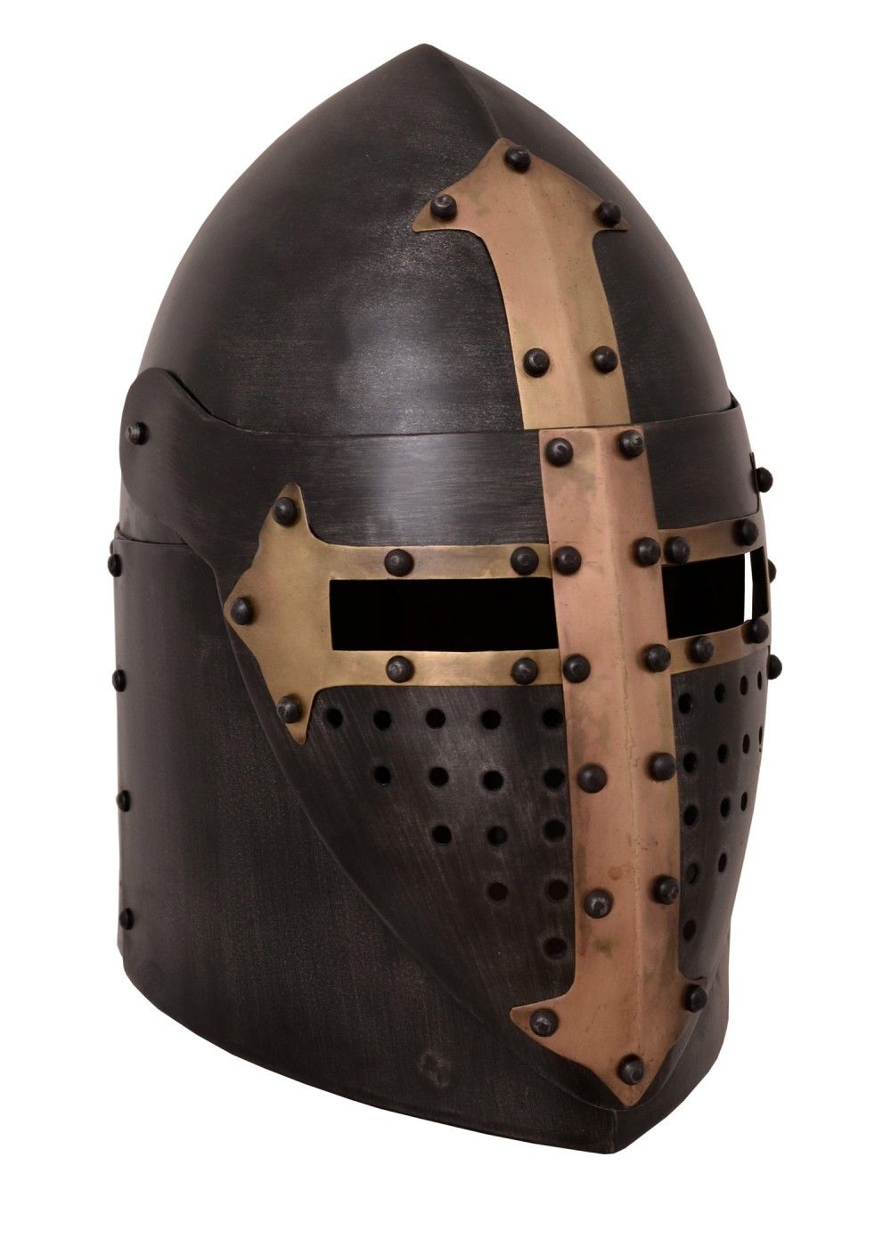 Sugarloaf Helm With Hinged Visor Thevikingstore Co Uk